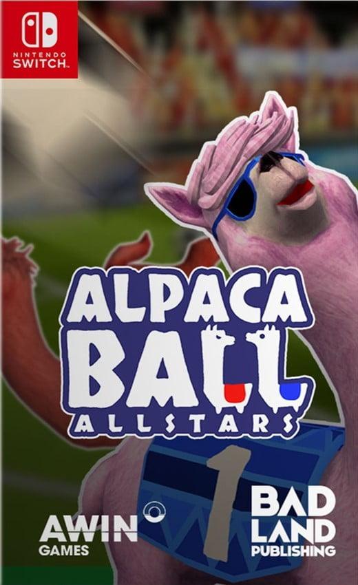 Alpaca Ball: All-Stars - Collectors Edition (Nintendo Switch)