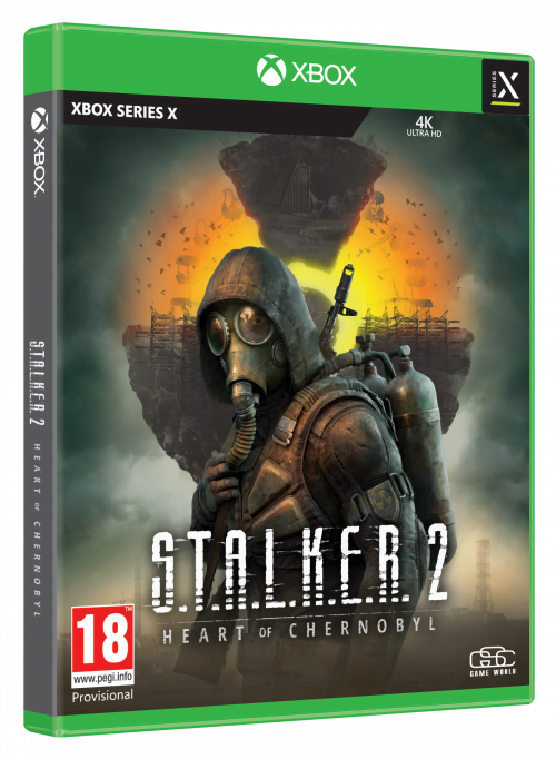 S.T.A.L.K.E.R. 2 - The Heart of Chernobyl Standard Edition (Xbox Series X)