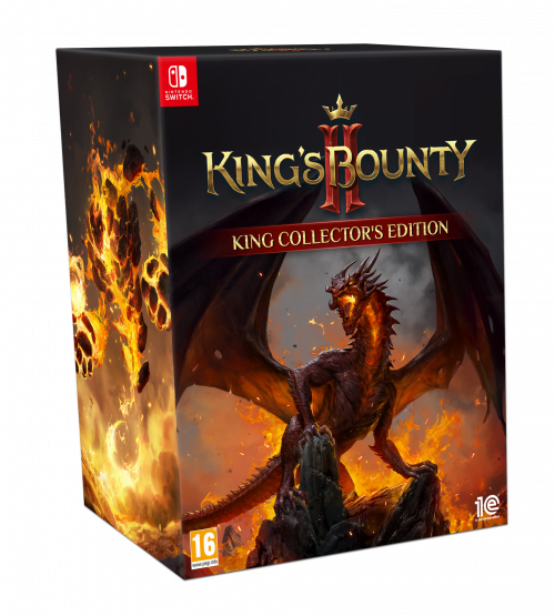 King's Bounty II - King Collector's Edition (Nintendo Switch)