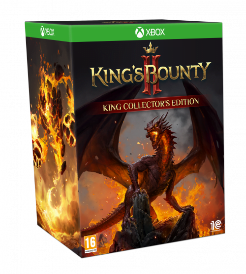 King's Bounty II - King Collector's Edition (Xbox One & Xbox Series X)