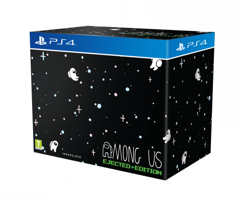 Among Us - Ejected Edition (PS4)