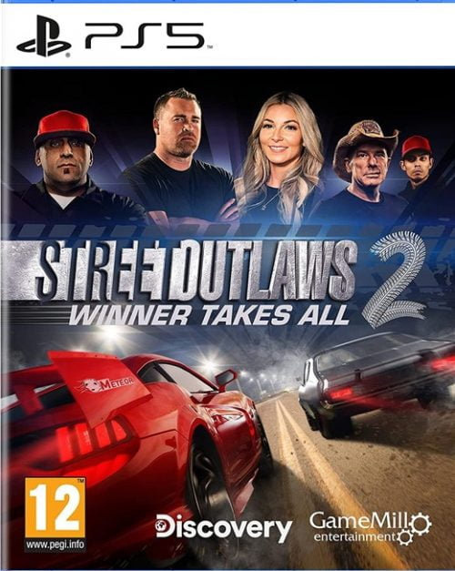 Street Outlaws 2: Winner Takes All (PS5)