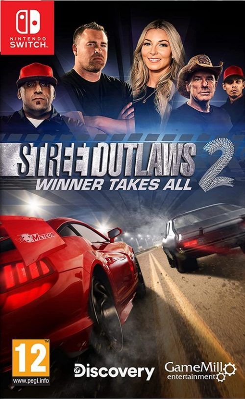 Street Outlaws 2: Winner Takes All (Nintendo Switch)